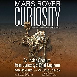 Mars Rover Curiosity Audiobook
