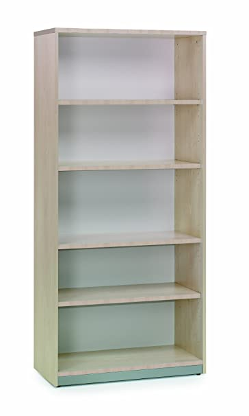 Rocada 1101AA01 195x90x45cm Cupboard Open with Shelves - Beech