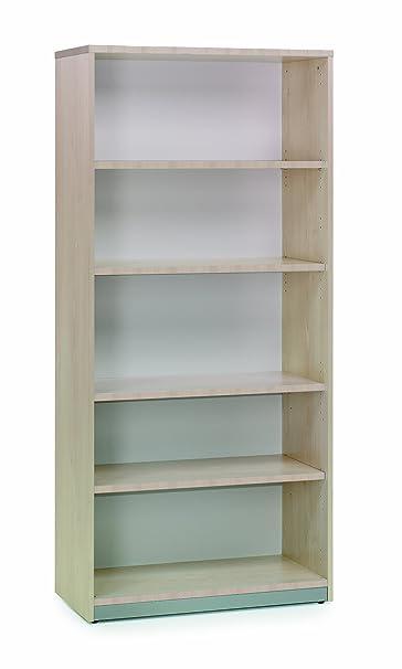 Rocada 1101AA01195x 90x 45cm armario abierto con estantes, madera de haya