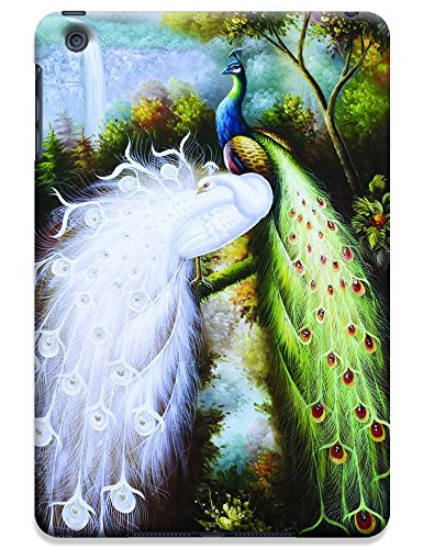 Fantastic Faye Cell Phone Cases For Ipad Mini No.14 The Beautiful Design With Various Lovely Peacock And Paintings Of Proud As A Peacock