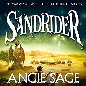 Sandrider Audiobook