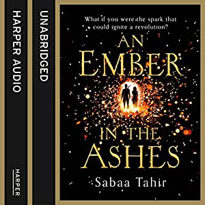 An Ember in the Ashes Hörbuch