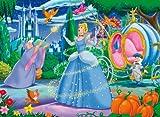 Cinderella Floor Puzzle (40 Piece)