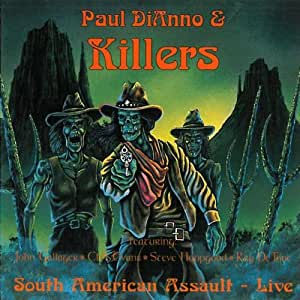 South American Assault: Live