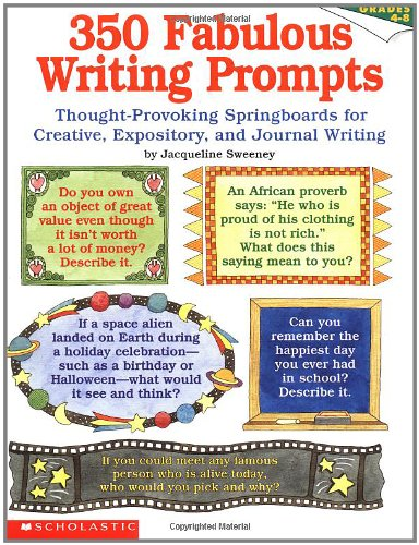 prompts for expository writing