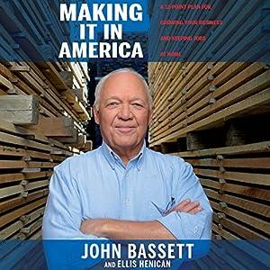 Making It in America Audiobook