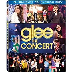 Glee: The Concert Movie [Blu-ray]