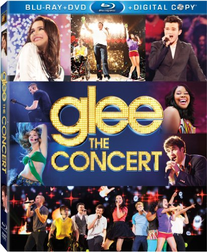 Cover art for  Glee: The Concert Movie (Blu-ray/DVD + Digital Copy)