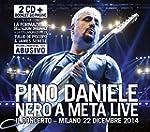 Pino Daniele - Nero A Met� (Live) [2 CD]