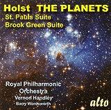 Holst: Planets Suite; St. Paul's Suite
