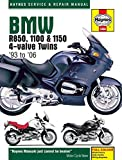 BMW R1150R R1150 Rockster R1150GS Adventurer 2001-2004 Haynes Manual HN3466