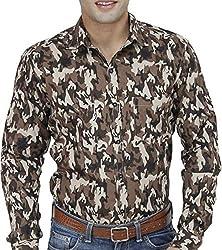 UNIXX Men's Casual Shirt (UNIXX65-142)