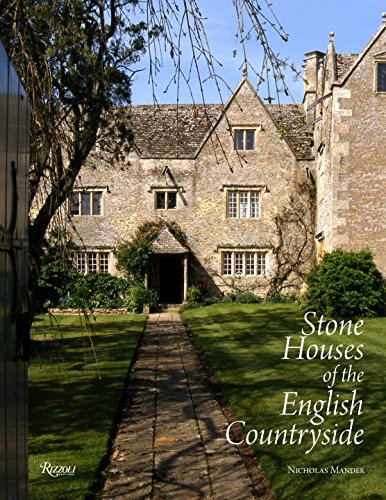 Stone Houses of the English Countryside ISBN-13 9780847848461