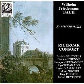 WF Bach: Kammermusik