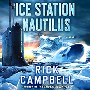 Ice Station Nautilus Audiobook
