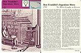 1979 Panarizon, Story Of America, #15.07 Ben Franklin's Stove