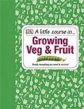 DK A Little Course in Growing Veg & Fruit