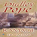 Ramage at Trafalgar Audiobook by Dudley Pope Narrated by Steven Crossley
