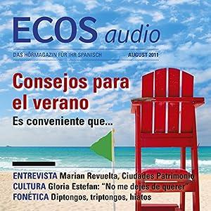 ECOS audio - Dar instrucciones y recomendaciones 8/2011 Hörbuch