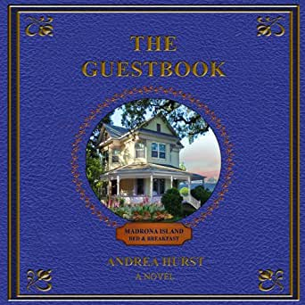 Amazon.com: The Guestbook (Audible Audio Edition): Andrea Hurst, Teri