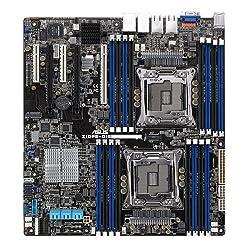 Asus SSI EEB CEB DDR4 Server Motherboard Z10PE-D16 4L