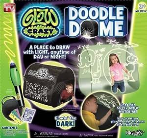 Glowcrazy Doodle Dome