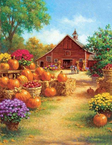 Barn Pumpkins