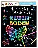 Mein großes Kritzkratz-Buch Regenbogen hergestellt von arsEdition