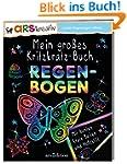Mein gro�es Kritzkratz-Buch Regenbogen