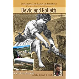 David and Goliath - A Visit to Azekah with Dr Randall D Smith