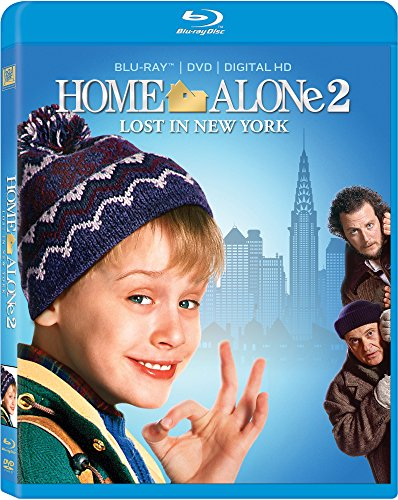 Home Alone 2: Lost In New York Blu-ray (Home Alone 2 Blu Ray compare prices)