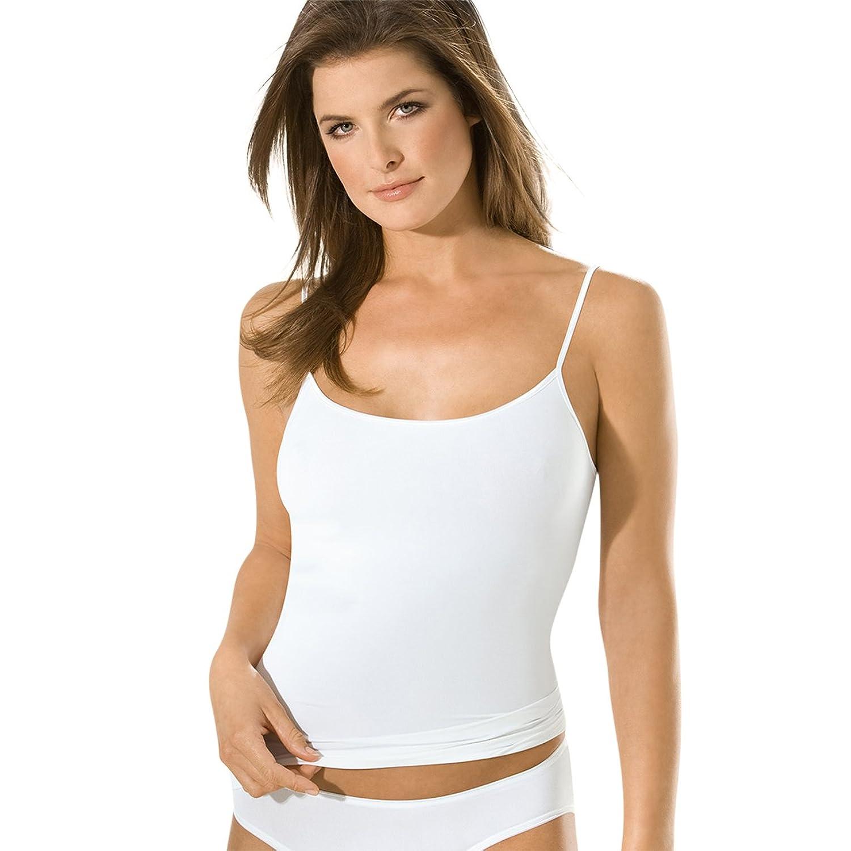 SPEIDEL Damen Unterhemd 3er Pack - MAGIC HIP 9426 extra für Hüfthosen - Farbe Weiss, Schwarz, Skin, Gr. 36-44