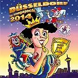 Düsseldorf is megajeck 2014