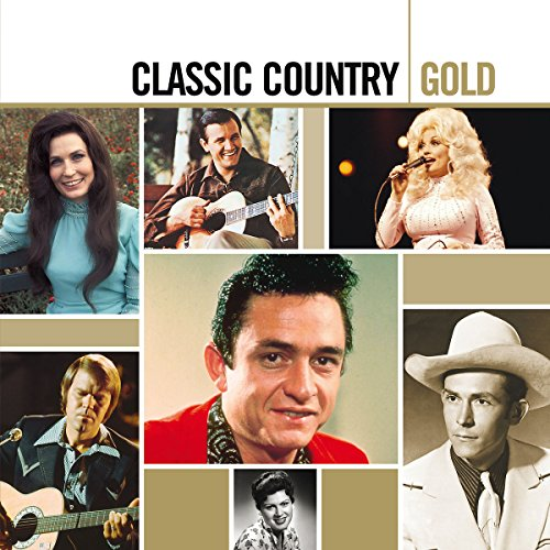 Classic Country Gold [2 CD] (Old Country Singers compare prices)
