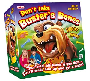 Don't Take Buster's Bones from Ideal