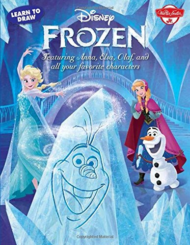 Learn to Draw Disney's Frozen: Featuring Anna, Elsa, Olaf, and all your favorite characters! (Licensed Learn to Draw) (Walter Foster Learn To Draw compare prices)
