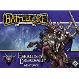 BattleLore 2nd Edition Heralds of Dreadfall Expansion Pack Board Game