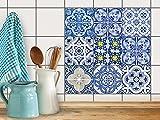 Mosaico con mattonelle mattonelle for Mattonelle in vinile