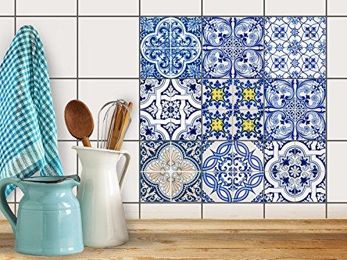 auto-adhesif-decoratif-carreau-art-de-tuiles-mural-amenagement-de-cuisine-design-klassisch-10x10-cm-