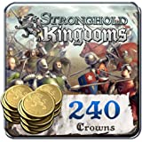 240 Stronghold Kingdoms Crowns: Stronghold Kingdoms [Instant Access]