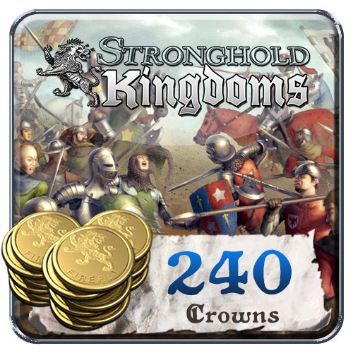 240 Stronghold Kingdoms Crowns: Stronghold Kingdoms