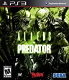 Aliens vs. Predator (Sony PS3)