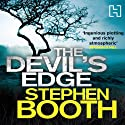 The Devil's Edge (       UNABRIDGED) by Stephen Booth Narrated by Mike Rogers