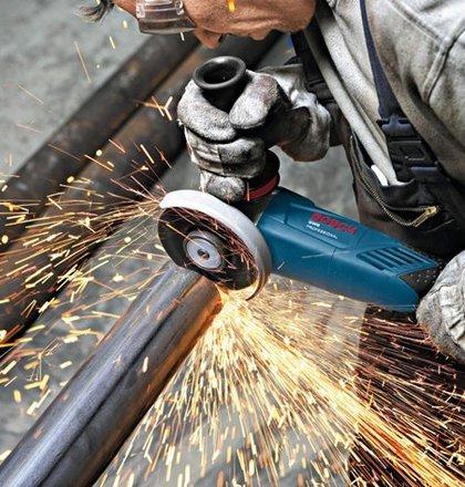GWS 15 125 CIH Professional Grinder