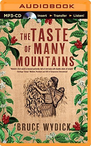 The Taste of Many Mountains by Bruce Wydick (2014-08-05)