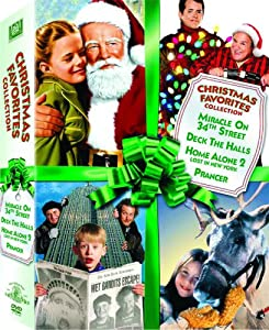 Christmas Favorites Collection (Miracle on 34th Street / Deck the Halls / Home Alone 2: Lost in York / Prancer) by 20th Century Fox