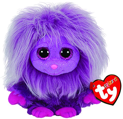 TY Frizzys - ZWIPPY the Purple Monster (6 inch)