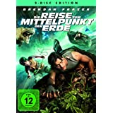 """Die Reise zum Mittelpunkt der Erde (inkl. 3D-Version des Filmes und vier 3D-Brillen) [2 DVDs] [Special Edition] [2 DVDs]von """"Brendan Fraser"""""""