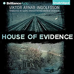 House of Evidence Audiobook