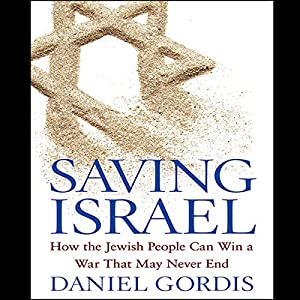 Saving Israel Audiobook